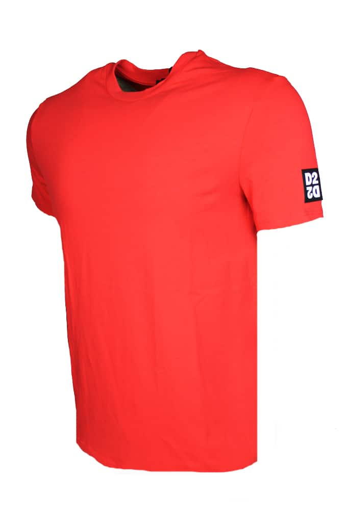 Dsquared Round Neck T-Shirt