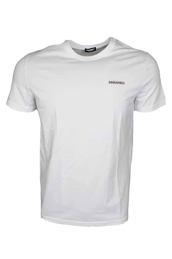 Dsquared T-Shirt Wit