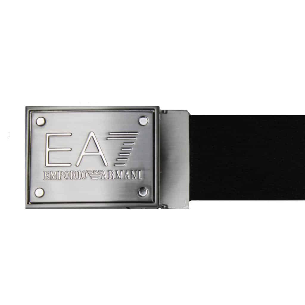 Emporio Armani EA7 Riem Zwart