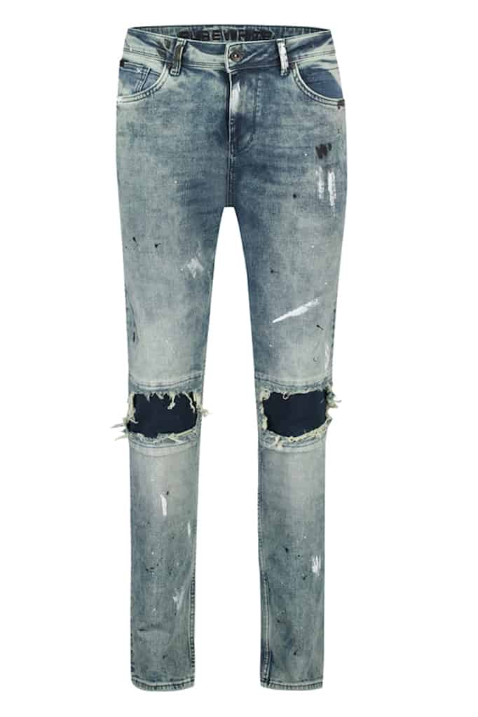 Purewhite Jeans THE JONE W0417
