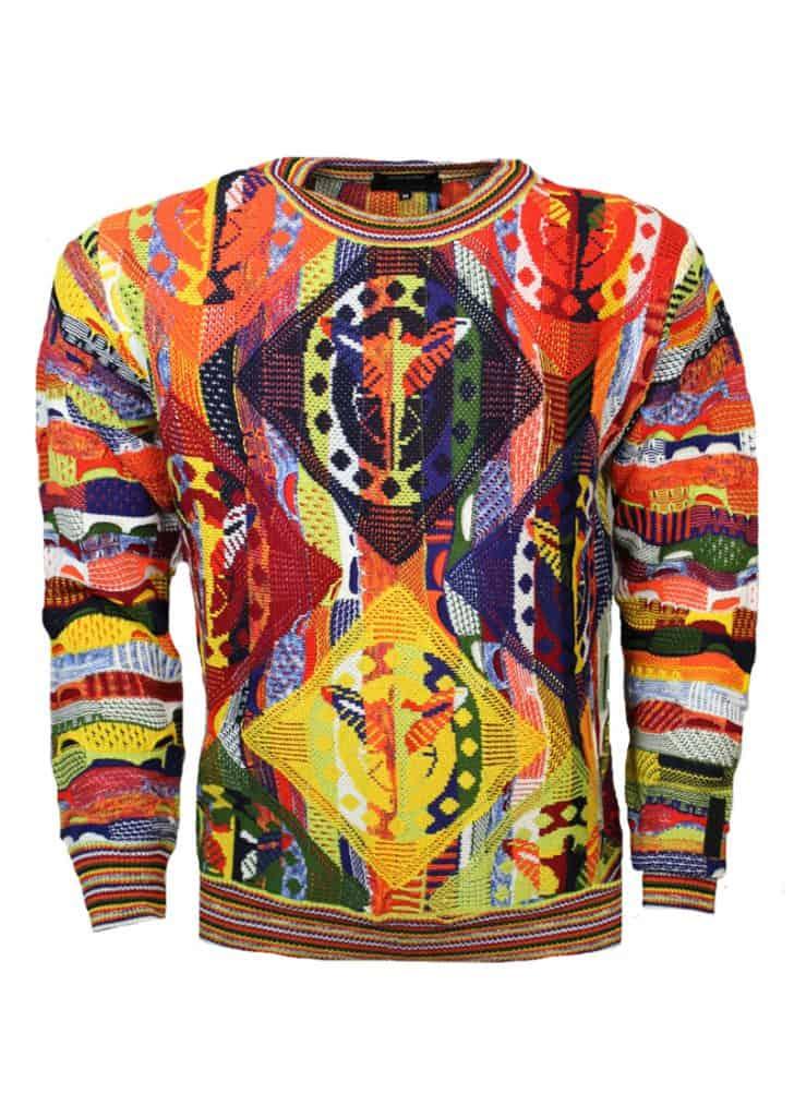 Carlo Colucci Sweater C9304