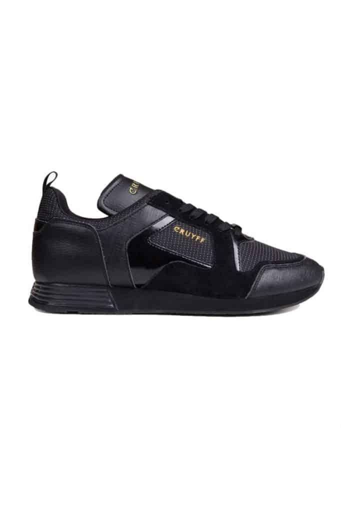 Cruyff Lusso Sneakers Zwart