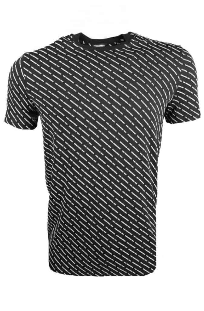 Dsquared Round Neck Logo T-shirt