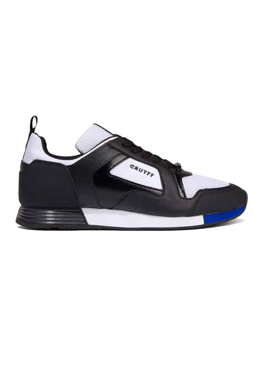 Cruyff Sneakers White Navy Blue