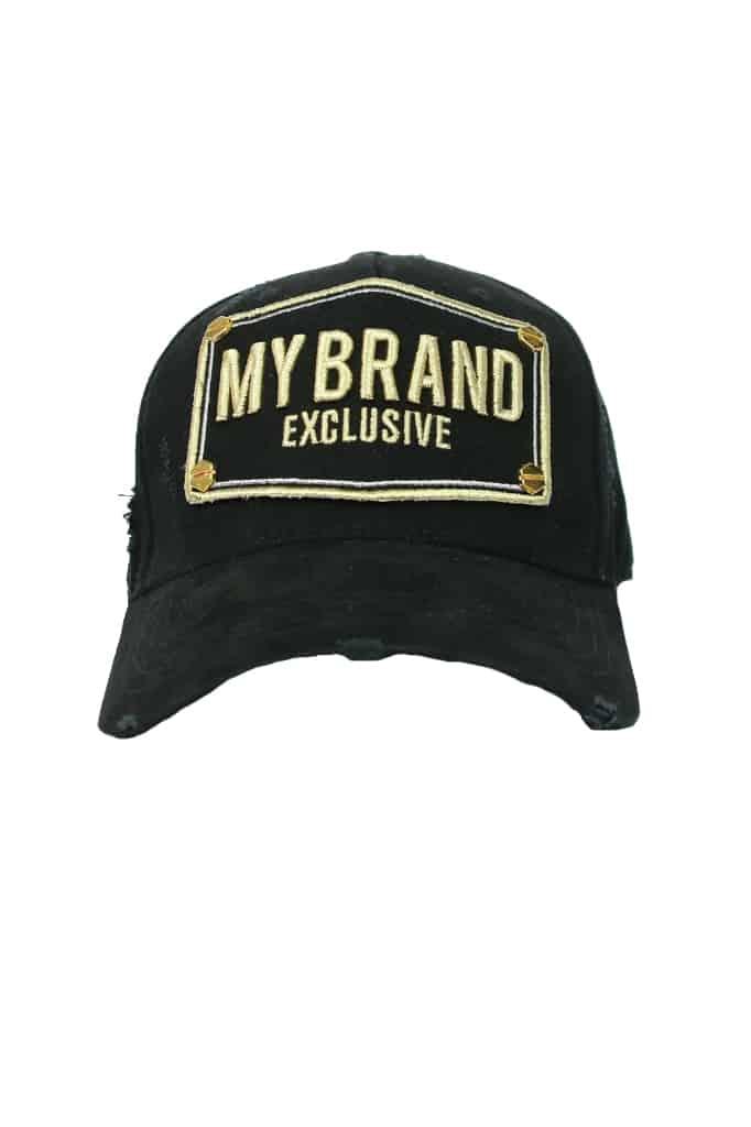 My Brand Logo Cap 01