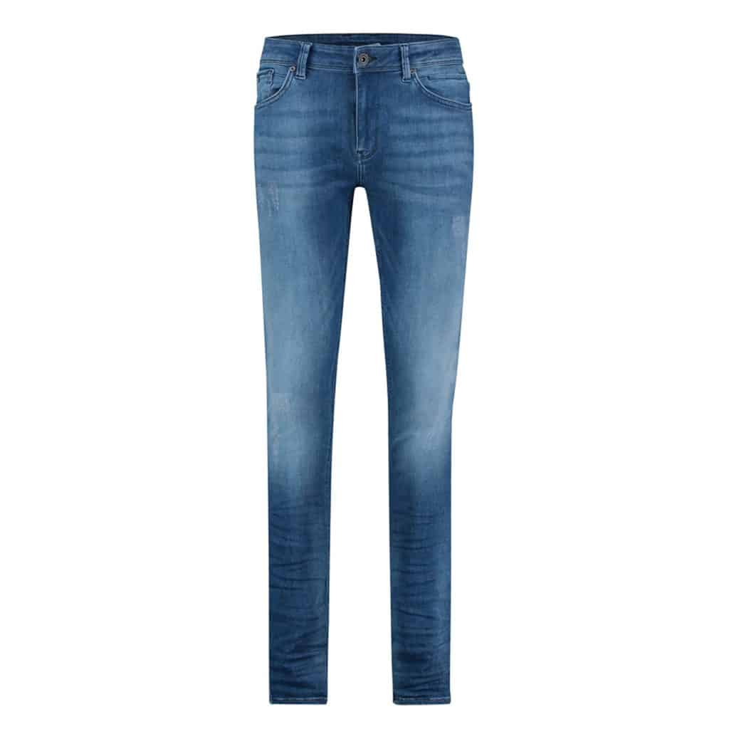 Purewhite Jeans The Jone Navy