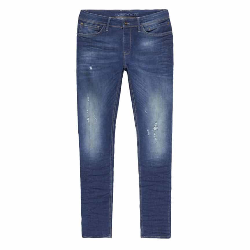 Purewhite Jeans THE JONE W0145