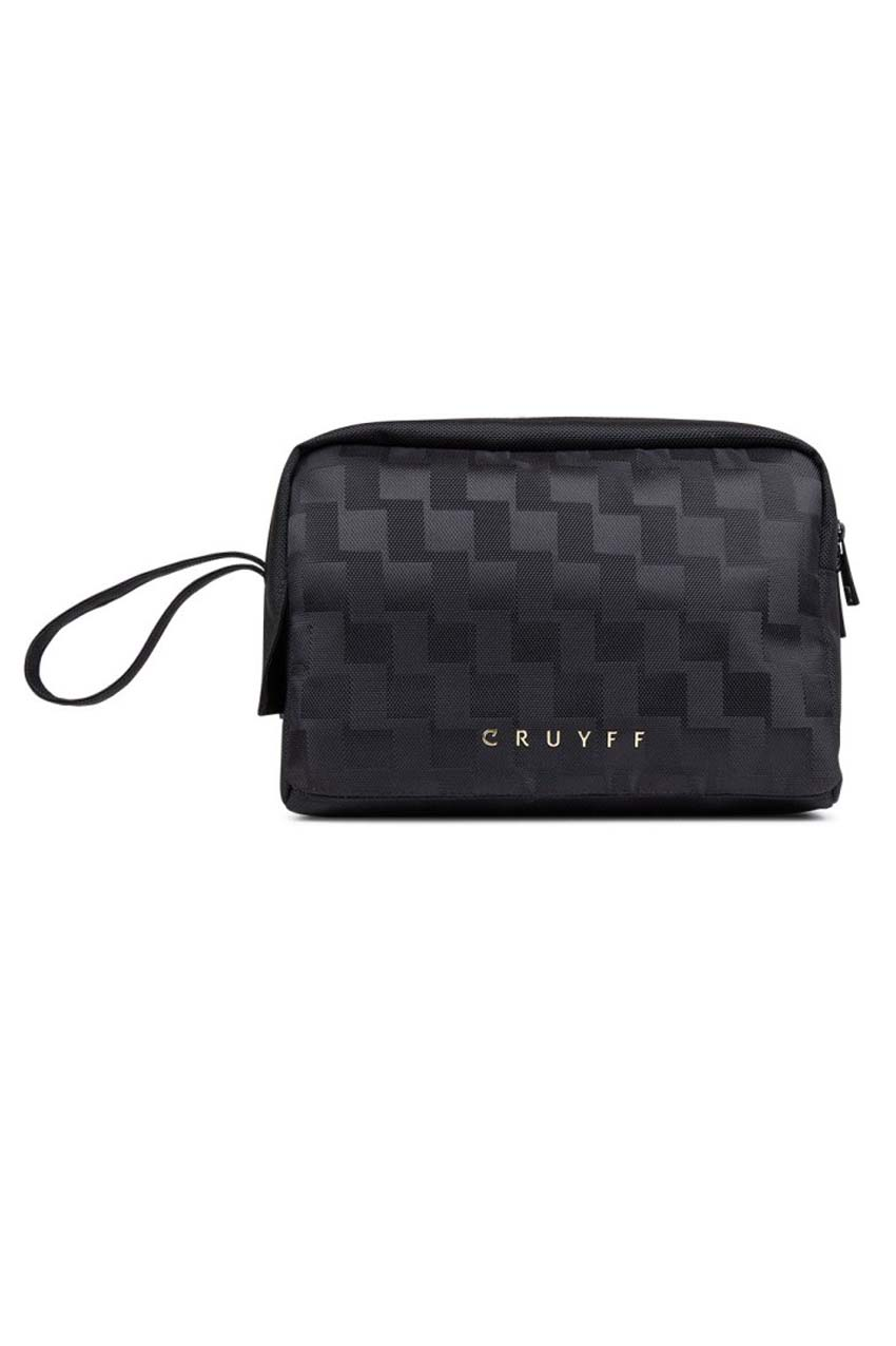 Cruyff Smart Wash Bag Black