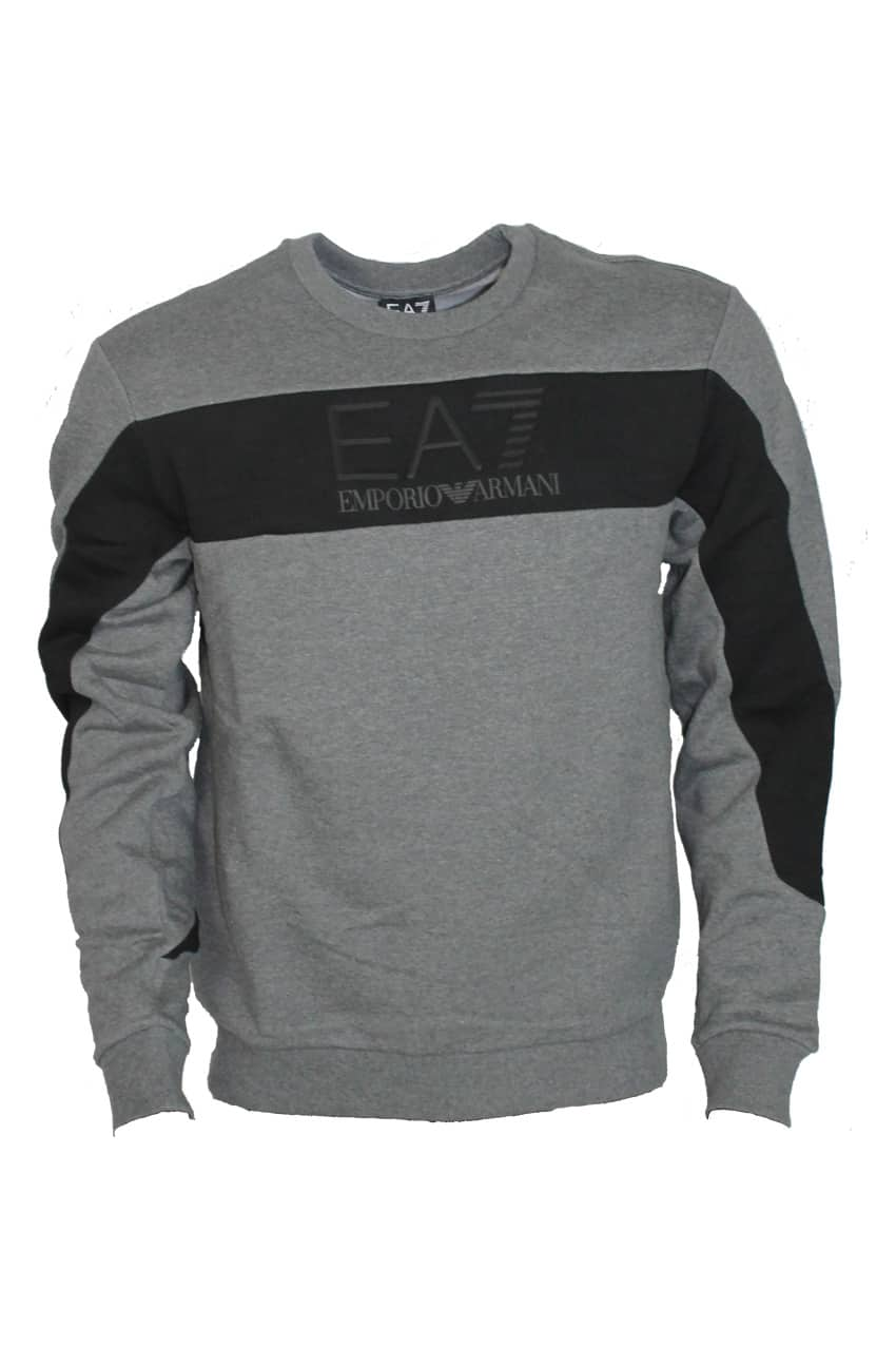 Armani EA7 Striped Sweater