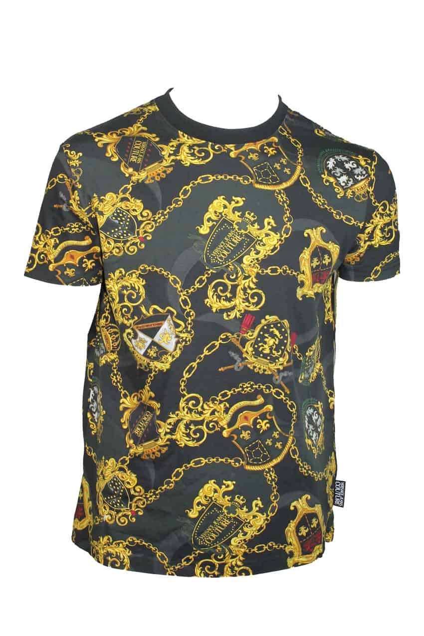 Versace Jeans Couture Print Shirt