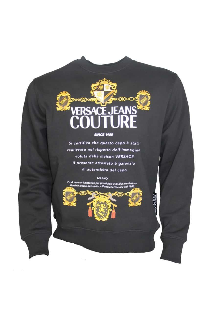 Versace Warranty Sweater