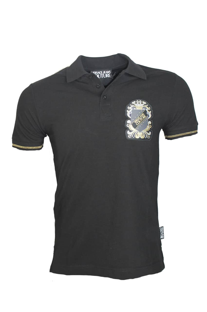 Versace Jeans Couture Logo Polo