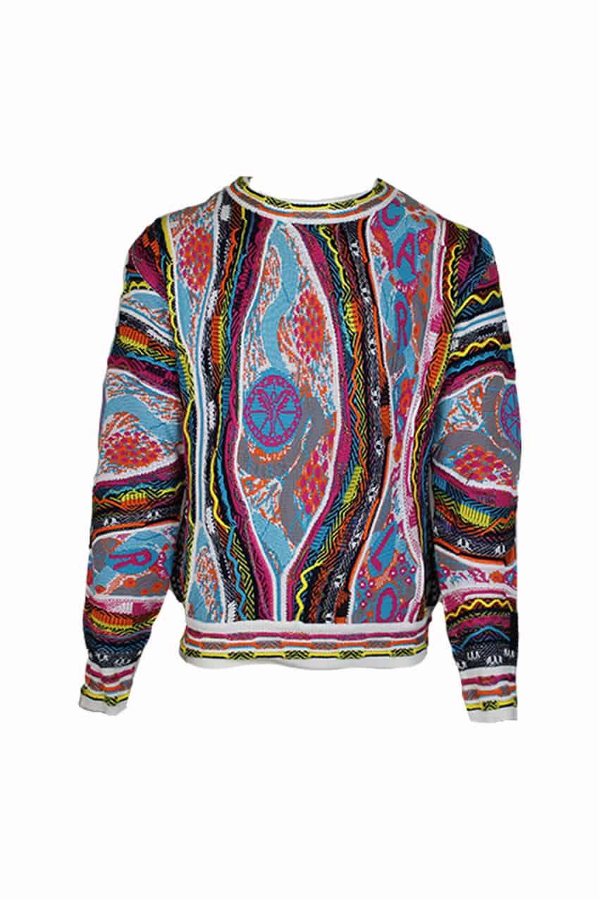 Carlo Colucci sweater C9805 White