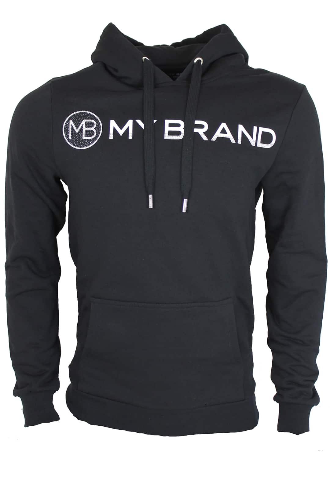 My Brand Hoodie Zwart
