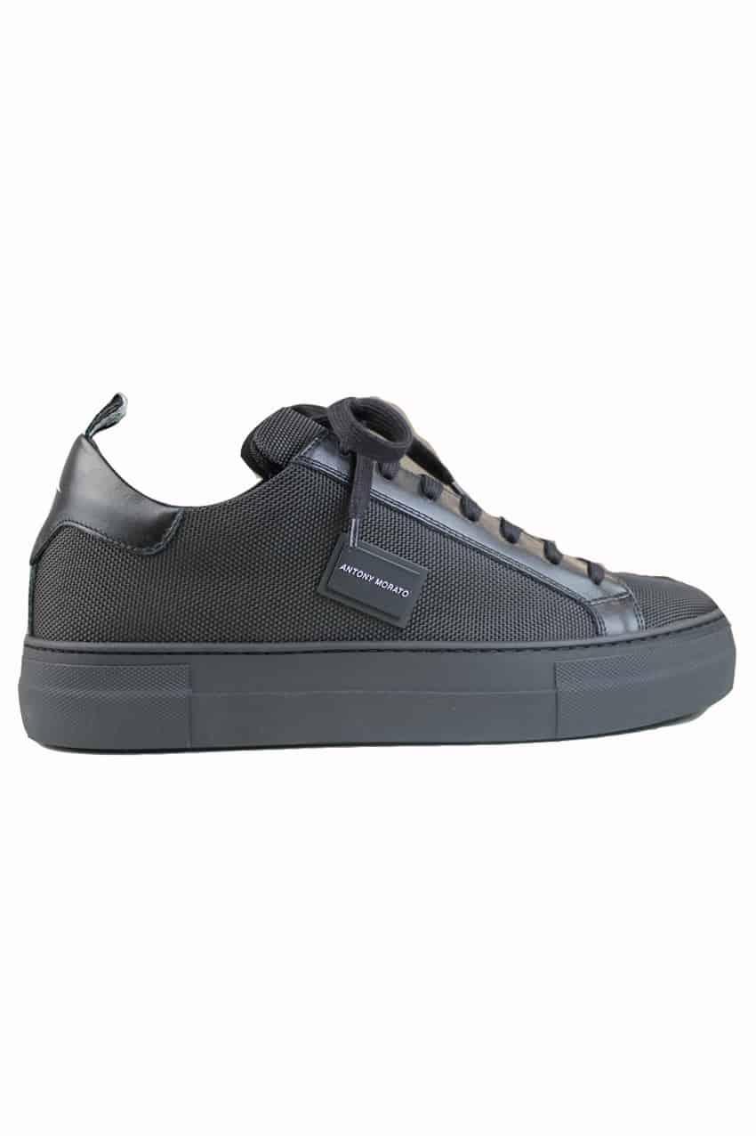 Antony Morato Sneakers Met Zwarte Zool