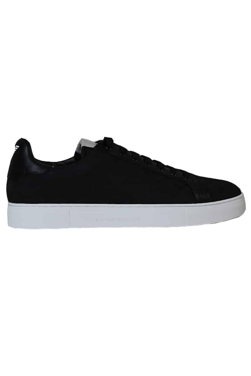 Emporio Armani Sneaker Zwart