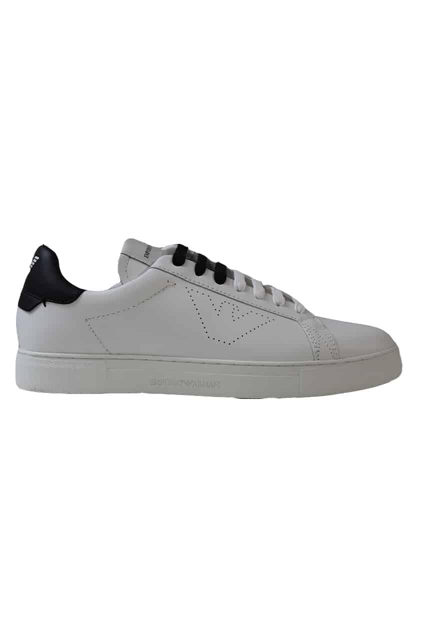 Emporio Armani Witte Sneaker