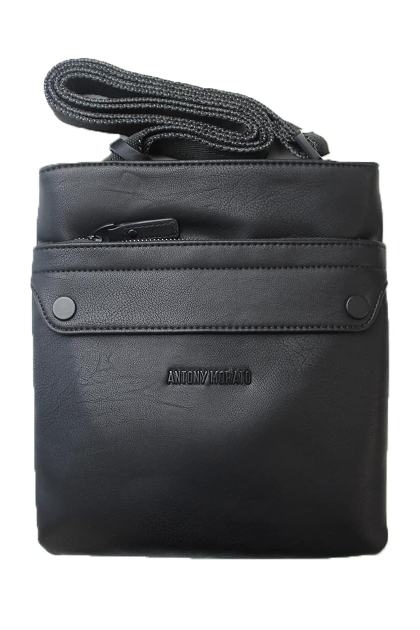 Antony Morato Cross Body Bag Black