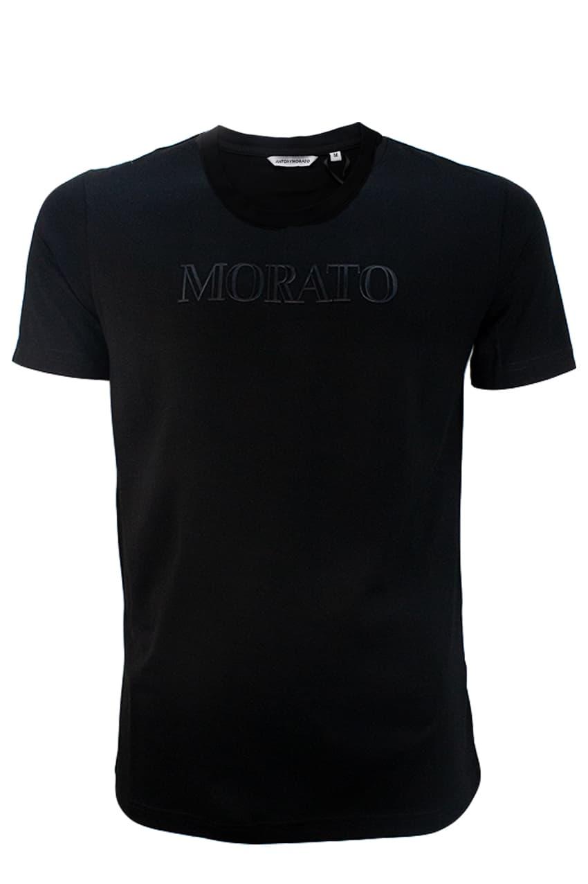 Antony Morato T-Shirt Black Logo