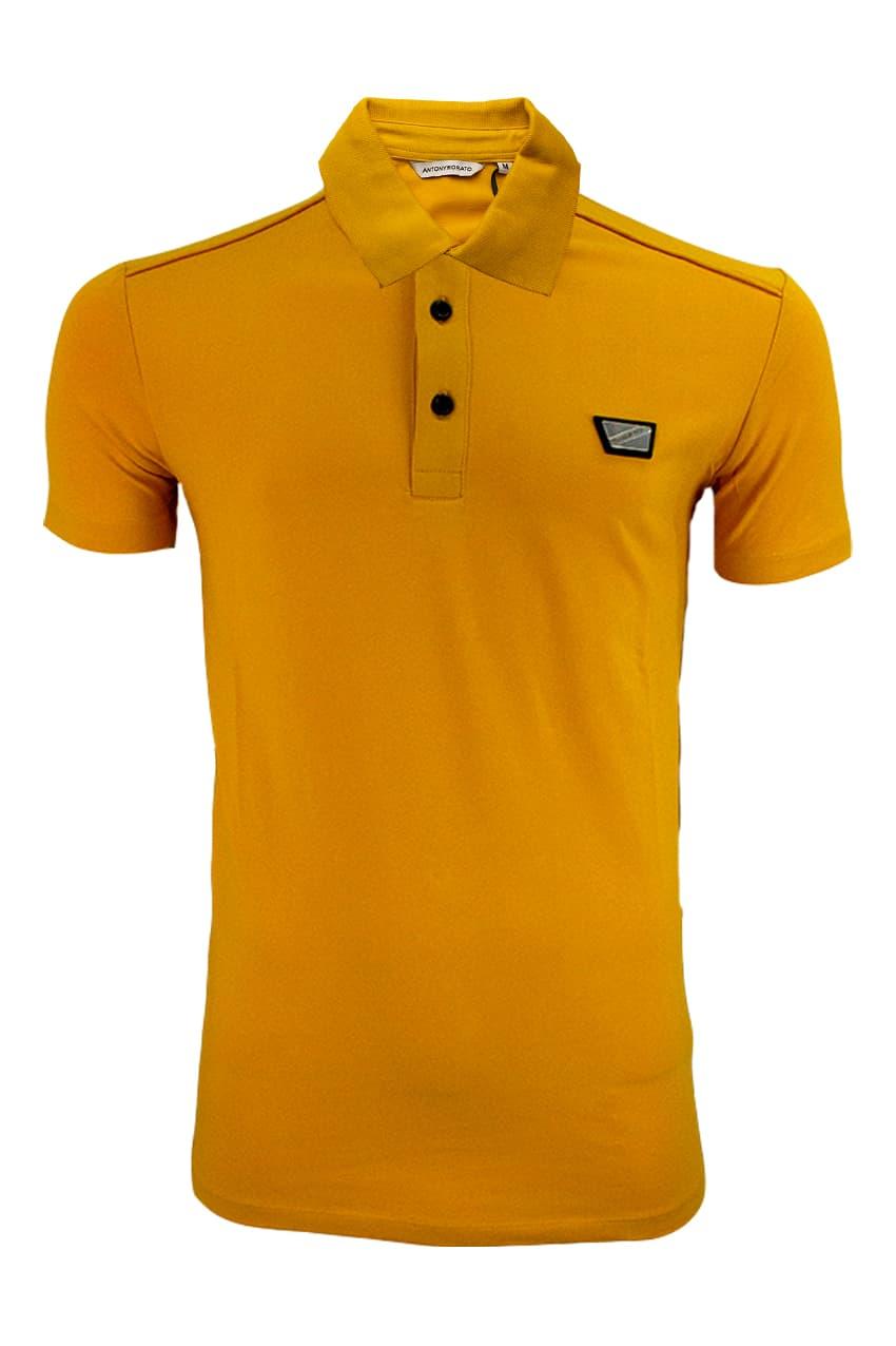 Antony Morato Polo Yellow