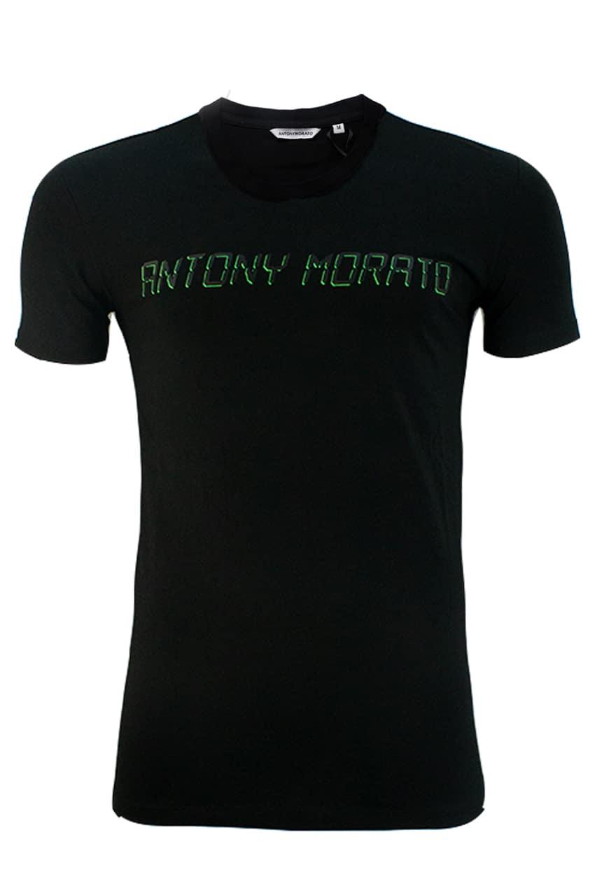 Antony Morato T-Shirt Green Logo