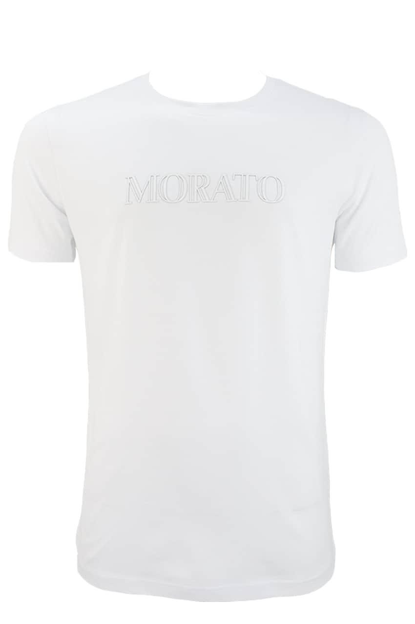 Antony Morato T-Shirt Wit Logo