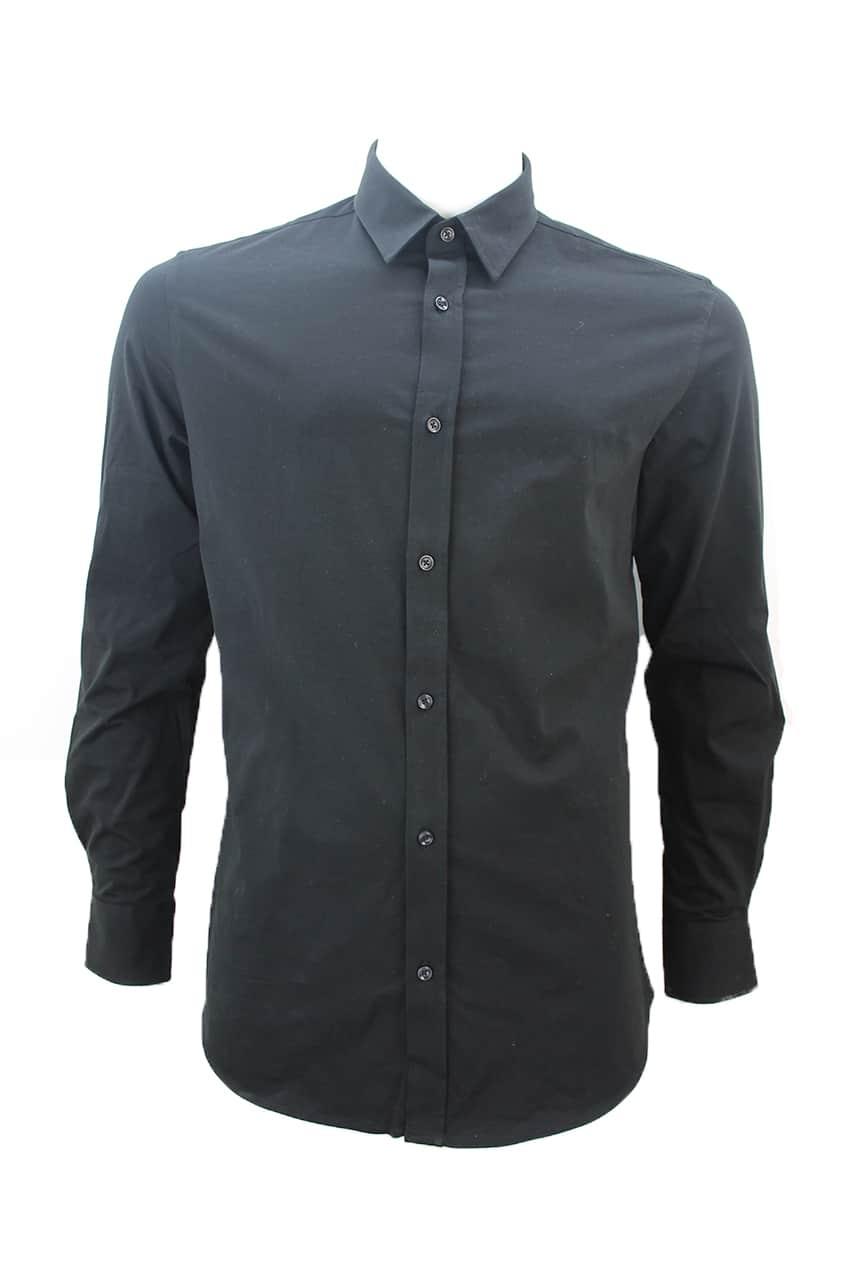 Antony Morato Overhemd Black