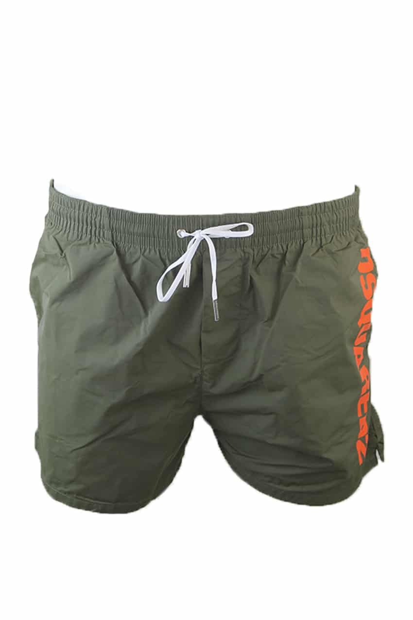 Dsquared Swimshort Army