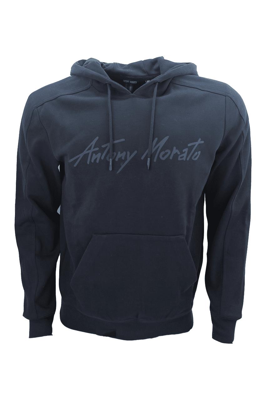 Antony Morato Hoodie Blauw