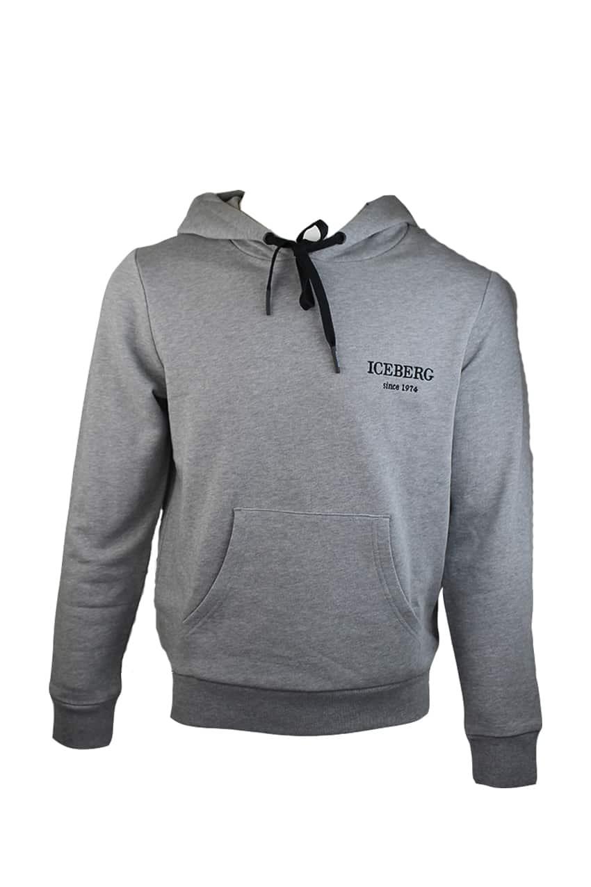 ICEBERG Hoodie Grey
