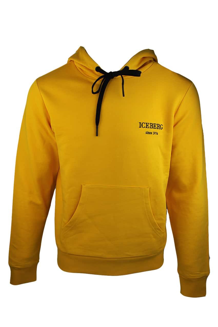 ICEBERG Hoodie Yellow