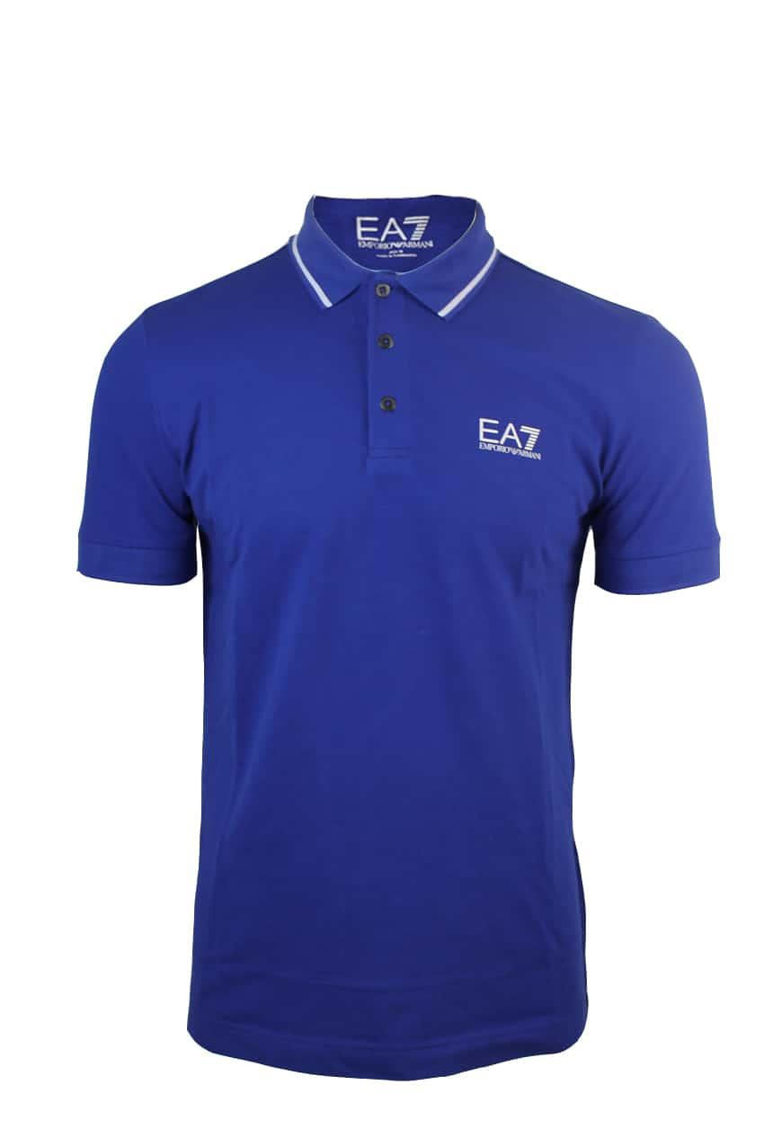 Armani EA7 Polo Blue