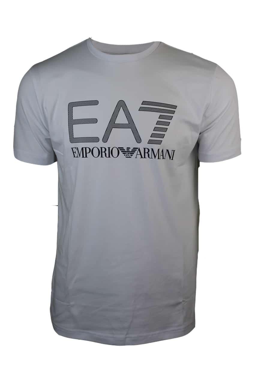 Armani EA7 T-Shirt Logo White