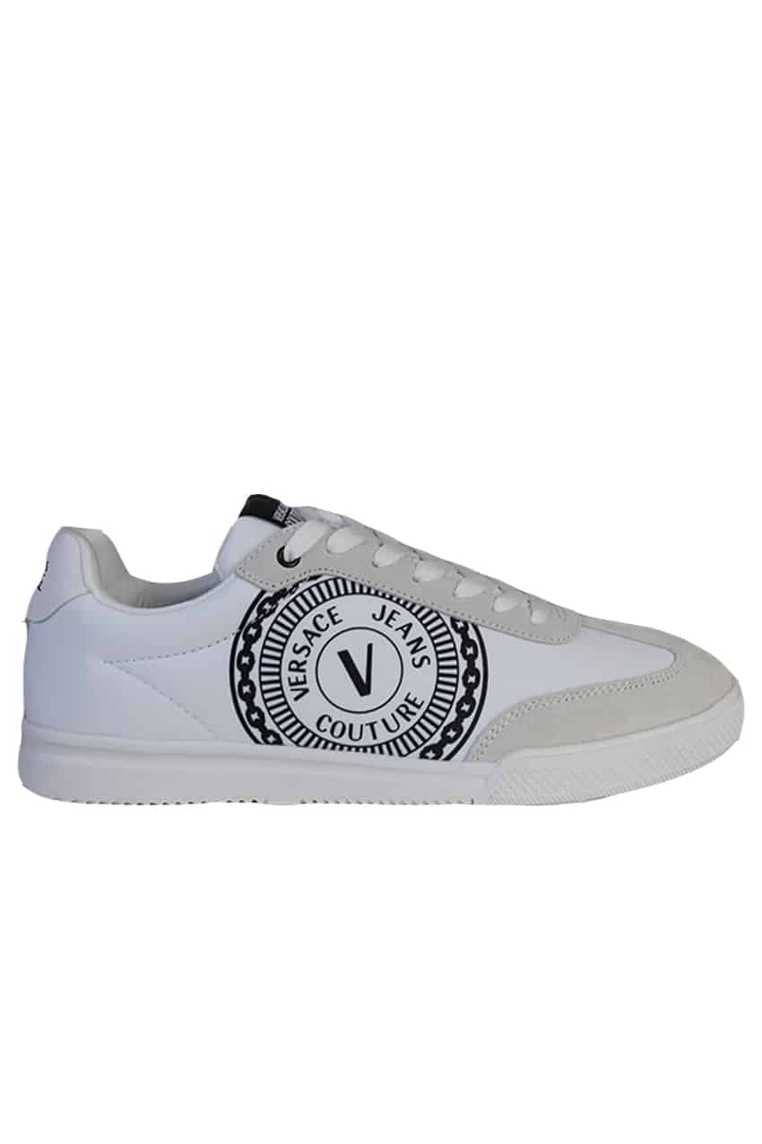 Versace Jeans Couture Sneaker Wit