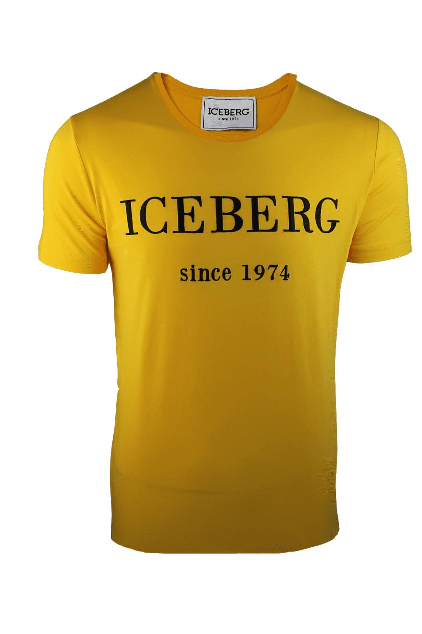 ICEBERG 5D T-Shirt Jersey Yellow