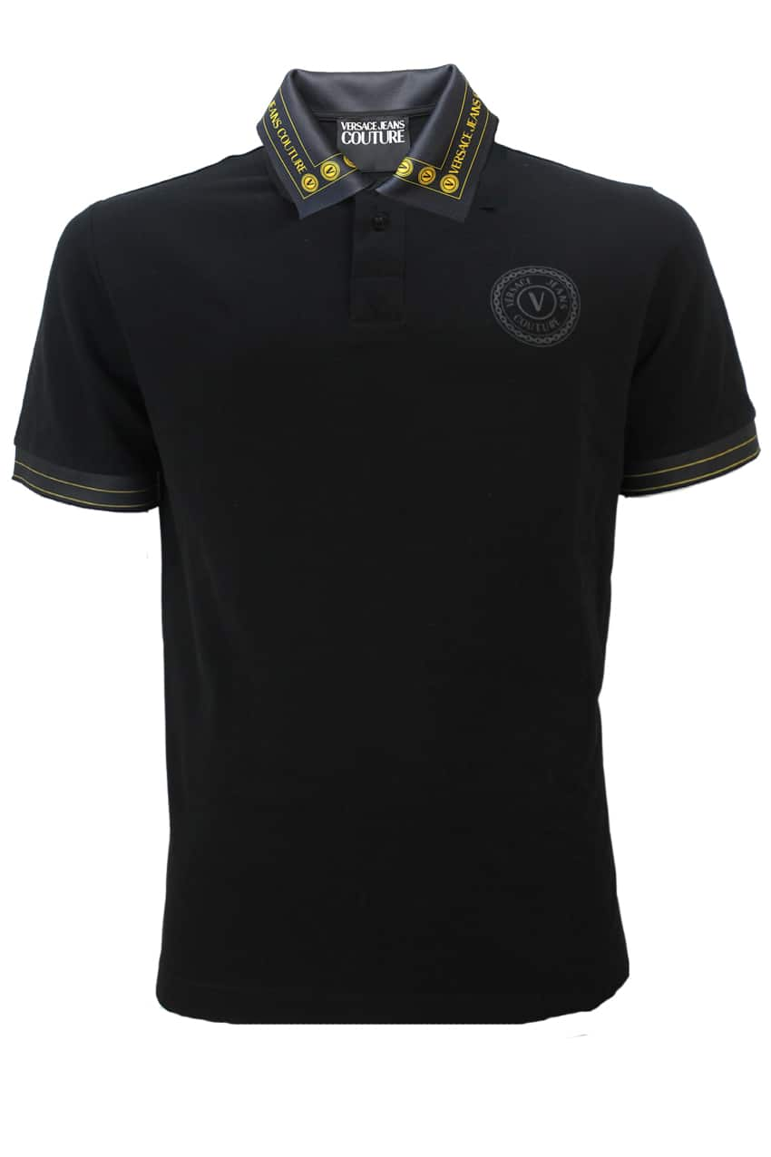 Versace Jeans Polo Zwart