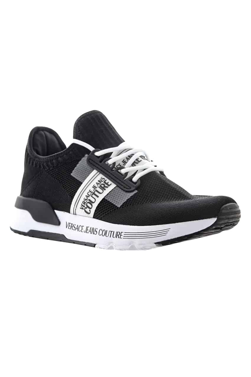 Versace Jeans Couture Sneaker Zwart