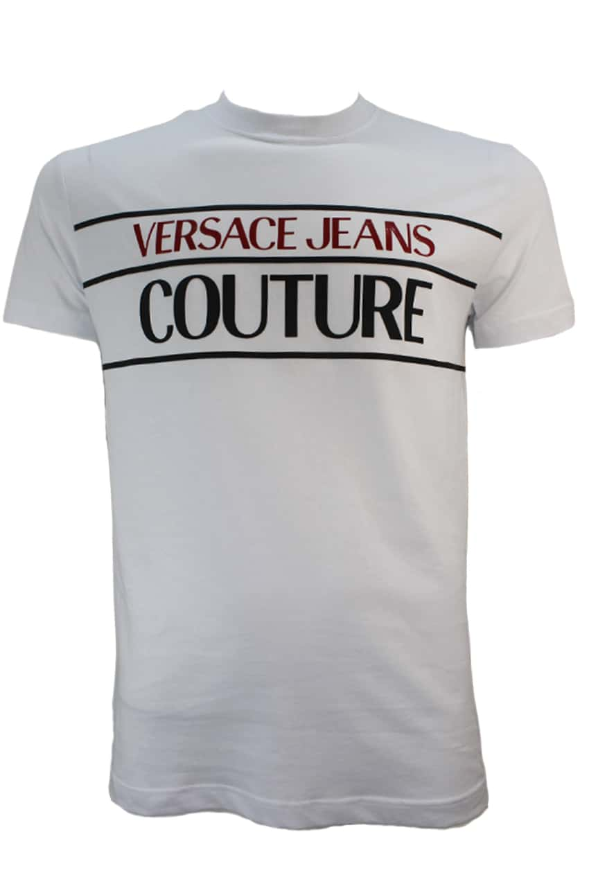 Versace Jeans Couture T-Shirt Wit