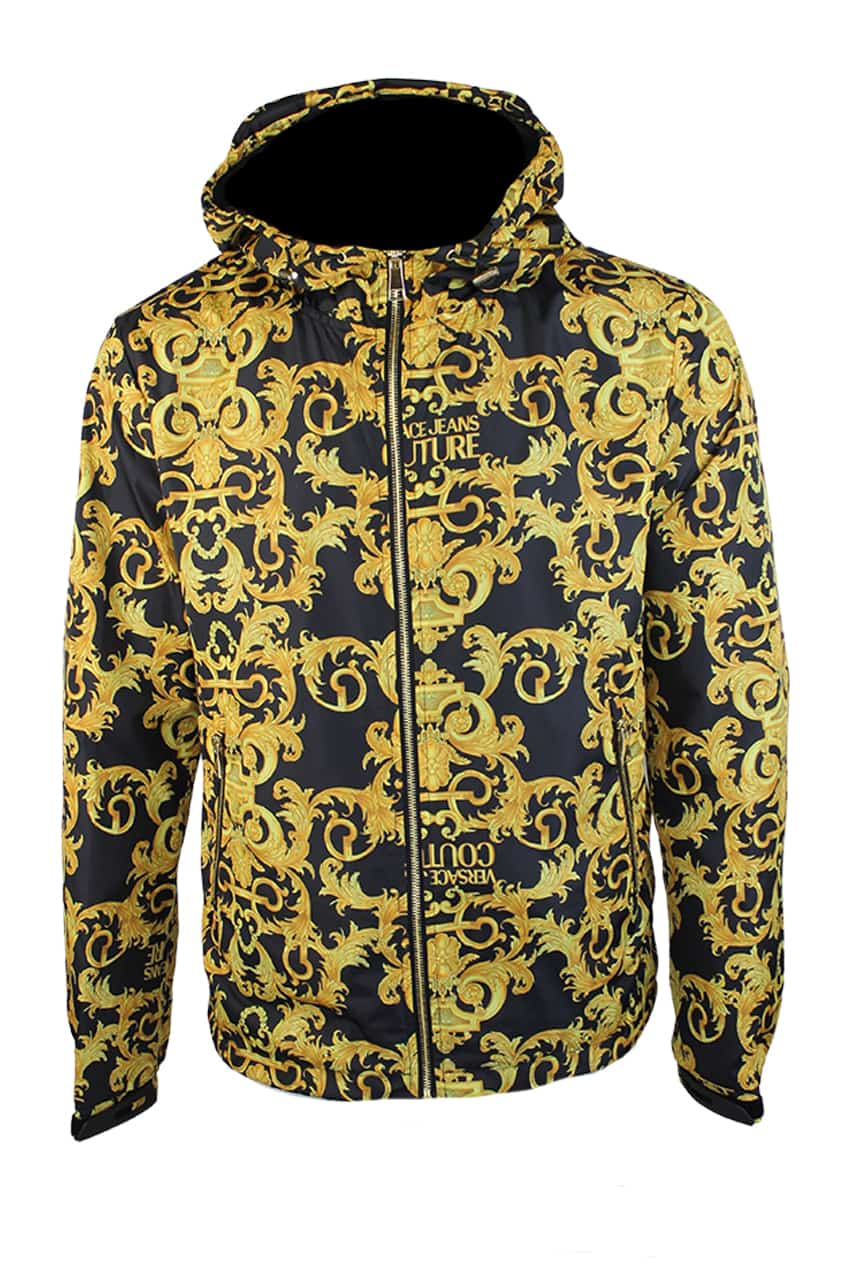 Versace Jeans Couture Jacket Barokprint