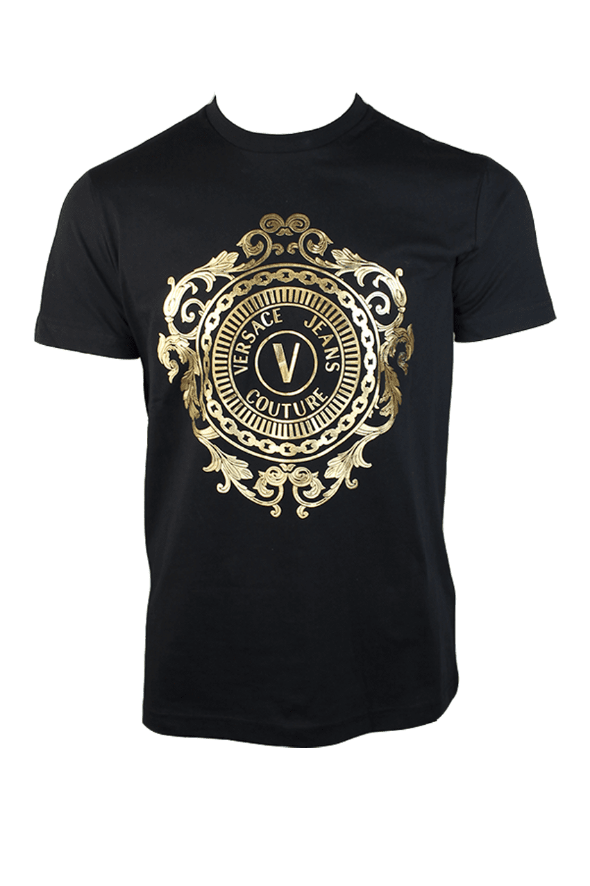 Versace Jeans Couture T-Shirt With Logo