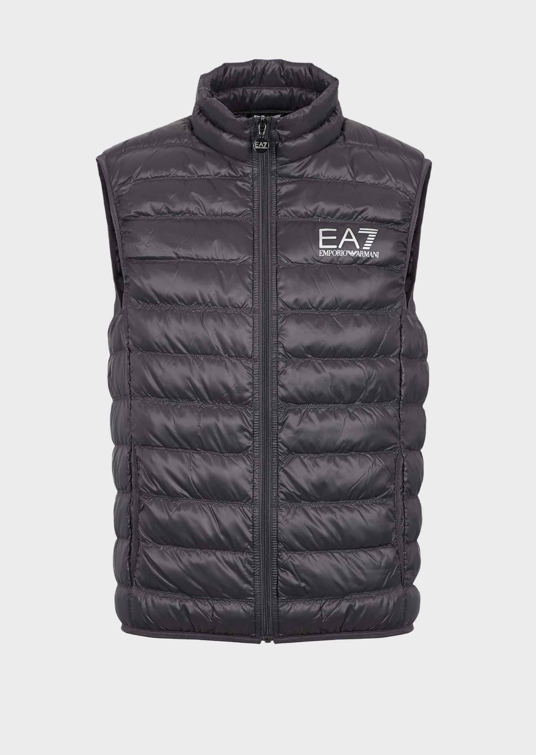 Armani EA7 Sleeveless Puffer Jacket
