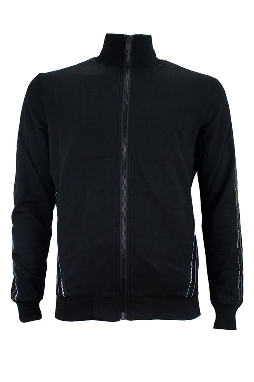 Antony Morato vest Logotape Black
