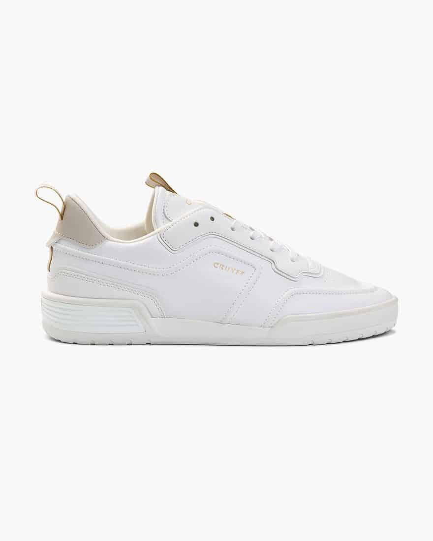 Cruyff Sneaker Calcio BCN White