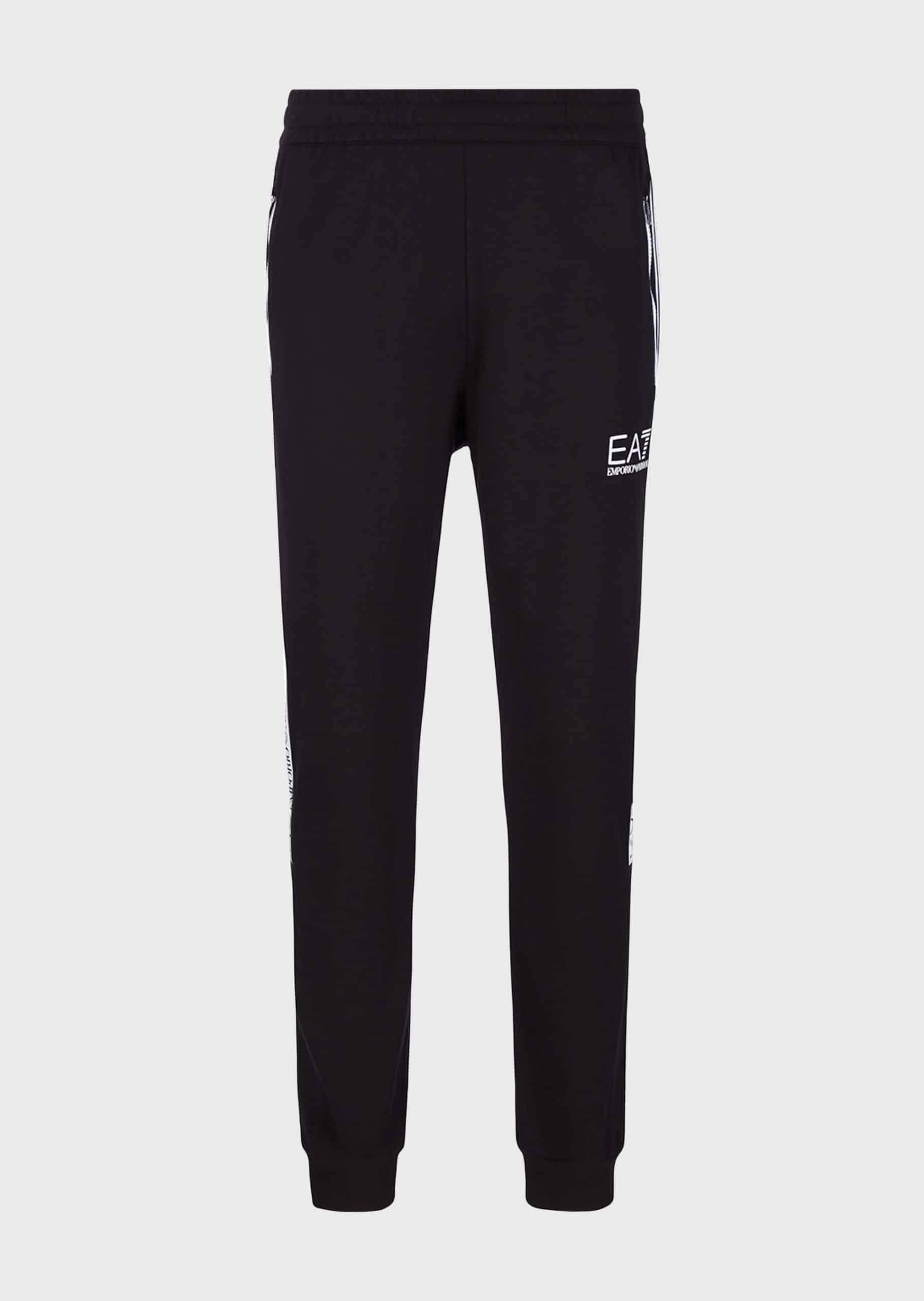 Armani EA7 Sweatpants With Logotape