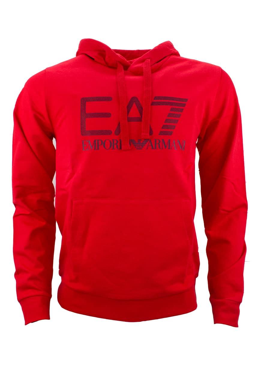 EA7 Hoodie Red