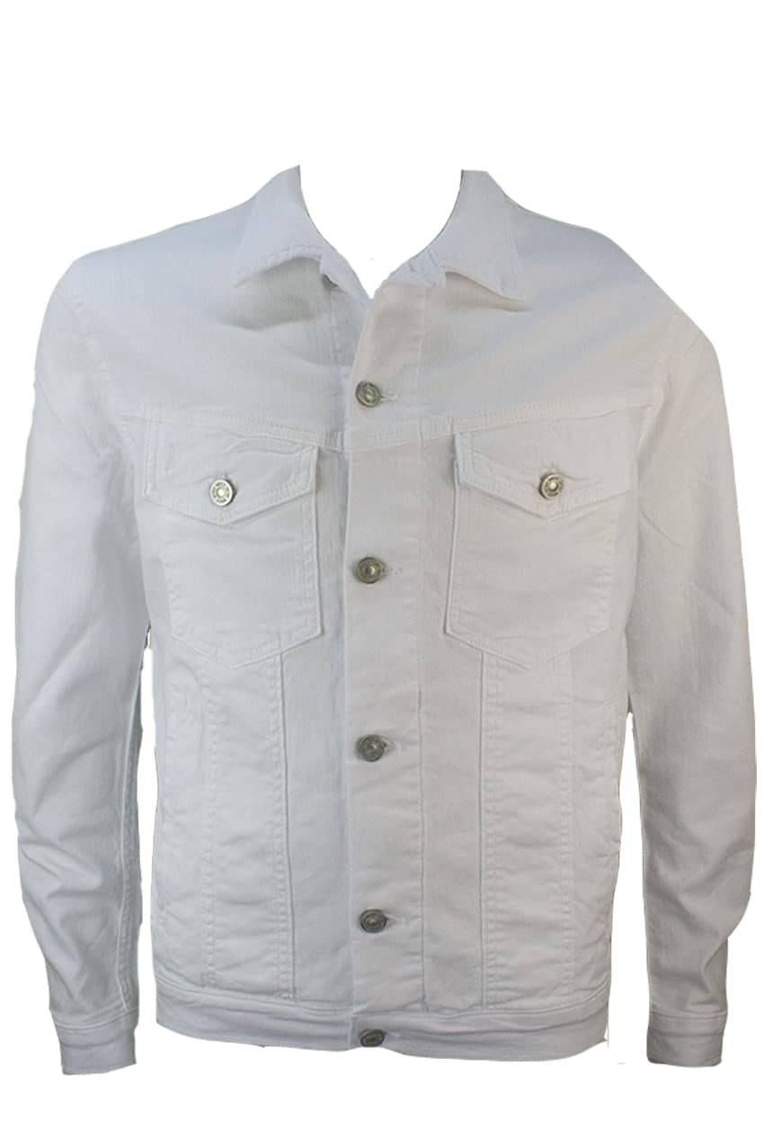 Antony Morato Denim Jacket White