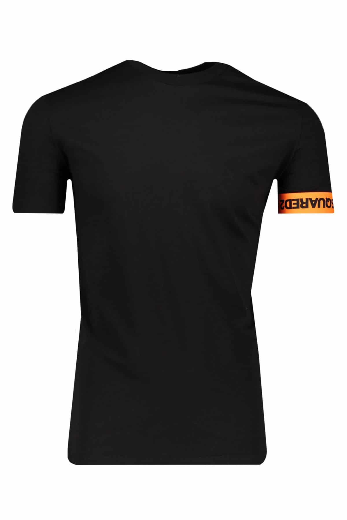 Dsquared2 Round Neck T-Shirt Black