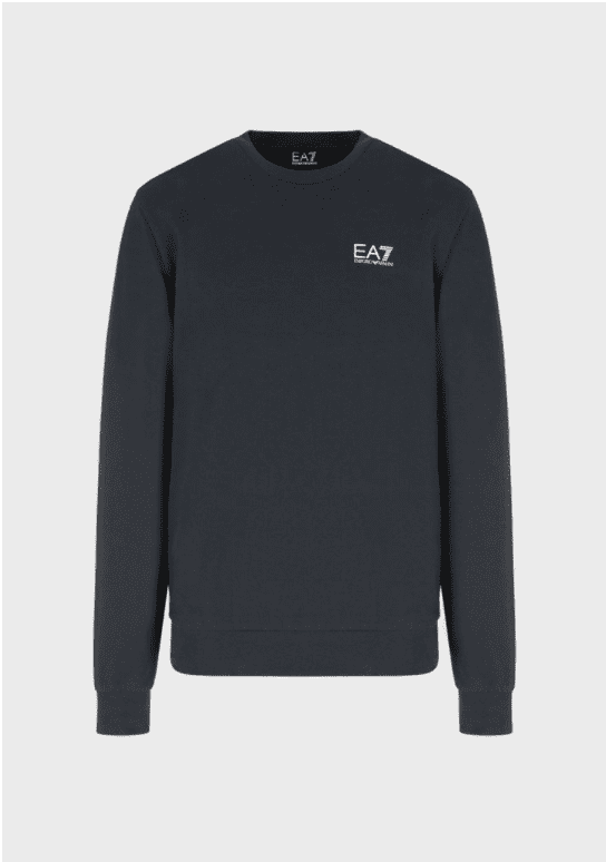 Armani EA7 Sweatshirt Night Blue