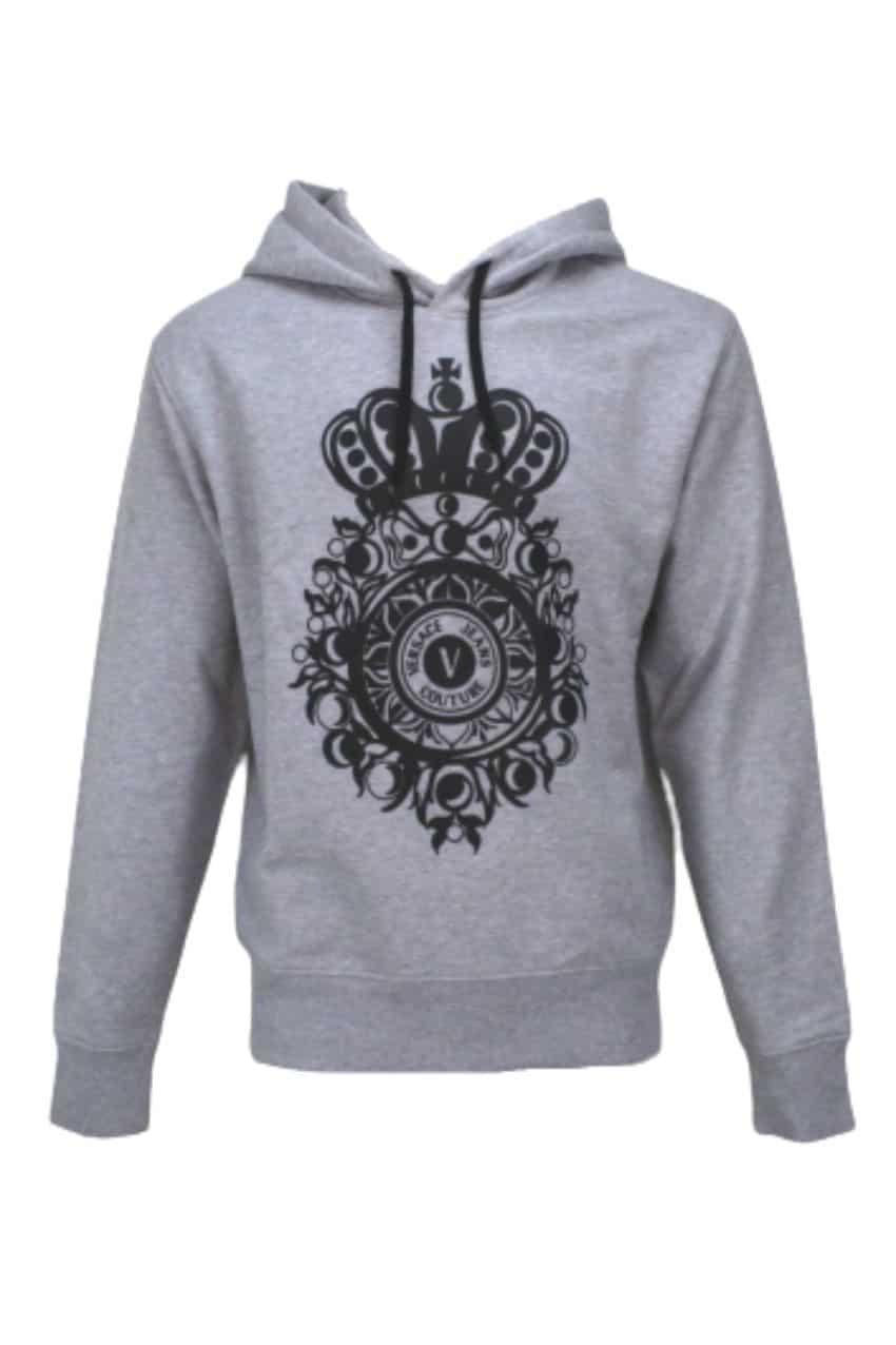 Versace Jeans Couture Hoodie Grey