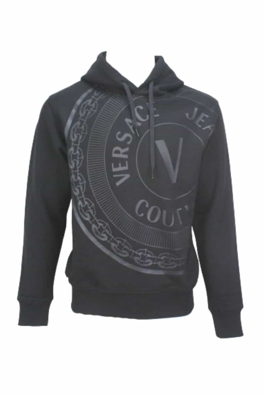 Versace Jeans Couture Hoodie Black